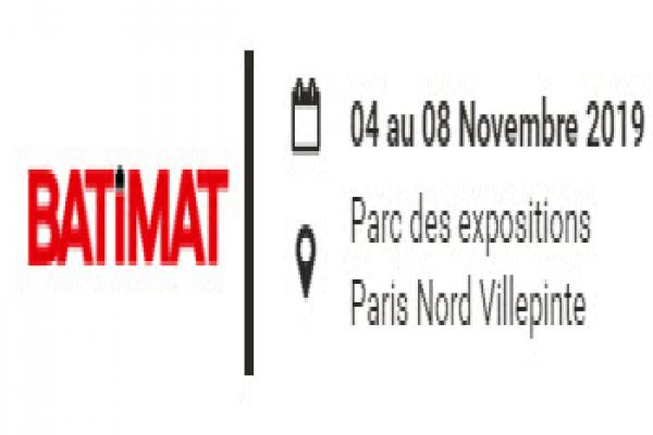 FOIRE INTERNATIONALE BATIMAT EXPO