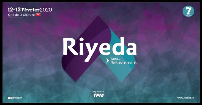 7ème édition de Riyeda les 12 et 13 février 2020 à la Cité de la Culture
