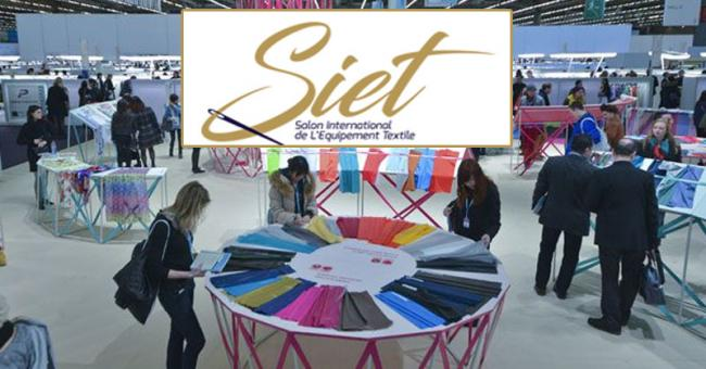 SIET 2020: Salon International d'Équipement et du Textile