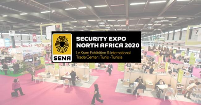 SENA 2020: Salon International des Équipements et Technologies de la Sécurité