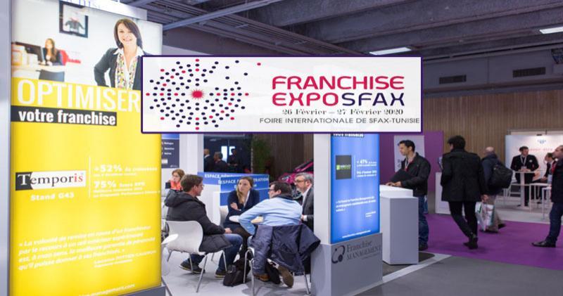 Franchise Expo-Sfax 2020: 4ème Session du 26 au 27 Février 2020