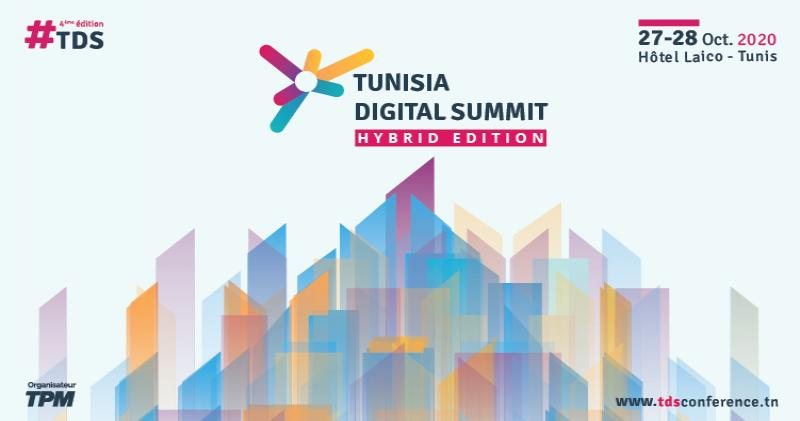Tunisia Digital Summit TDS officiellement reporté aux 27 et 28 octobre 2020 au Laico Tunis