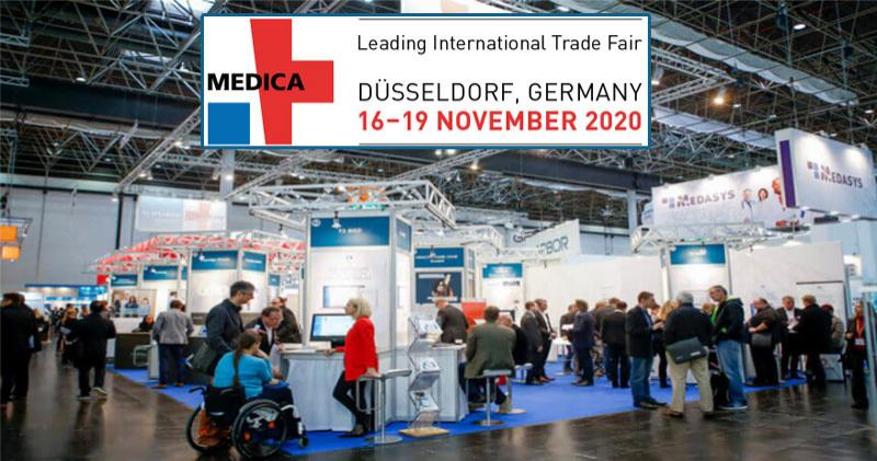 "Salon International""Medica 2020"" : 6ème participation de la Tunisie  à Düsseldorf"