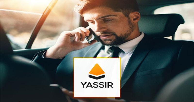 """Startup """"YASSIR"""" lance le service de location de voiture à l'heure"""