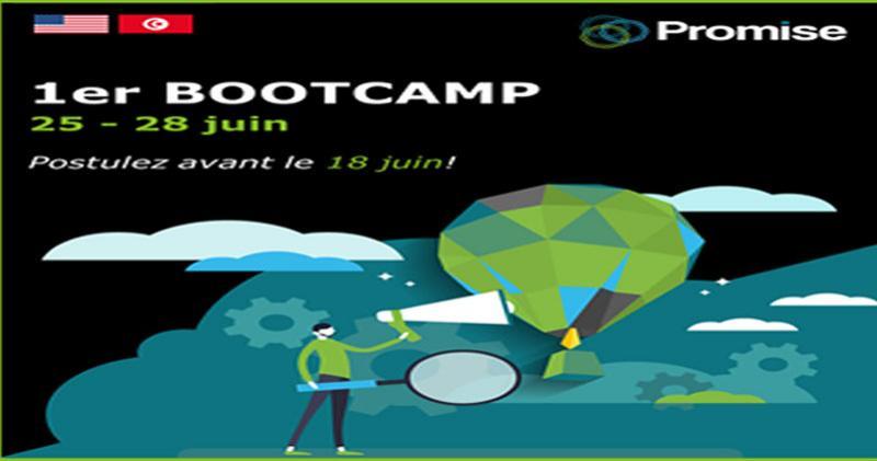 1er Bootcamp virtuel de PROMISE destiné aux entrepreneurs et porteur d'idées de projet
