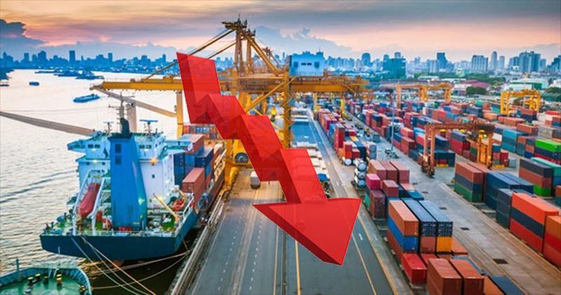 Tunisie-INS: le déficit commercial se détériore de 2 milliards de dinars à fin mai