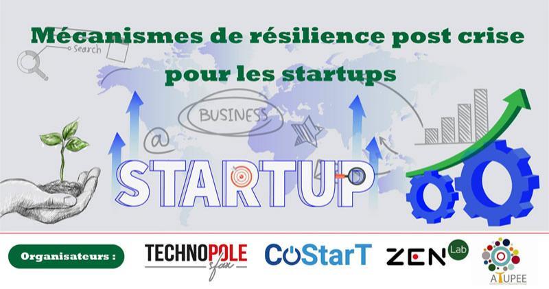Webinaire: Mécanismes de résilience post-crise pour les startups