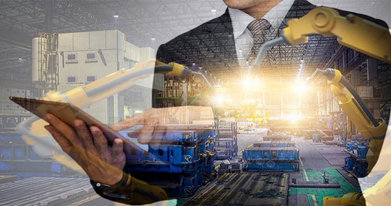 INS : la production industrielle nettement affectée par les mesures de confinement