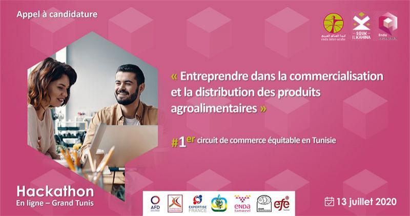 Enda Startup Studio lance un appel à candidature pour son premier Hackathon virtuel
