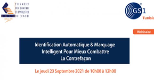 """""""Identification Automatique et Marquage Intelligent pour mieux combattre la Contre façon"""""""