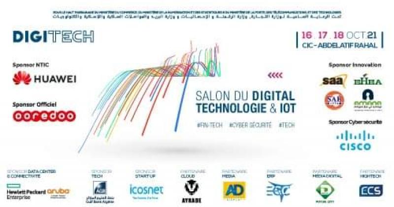 SALON DU DIGITAL TECHNOLOGIE & IOT 2021
