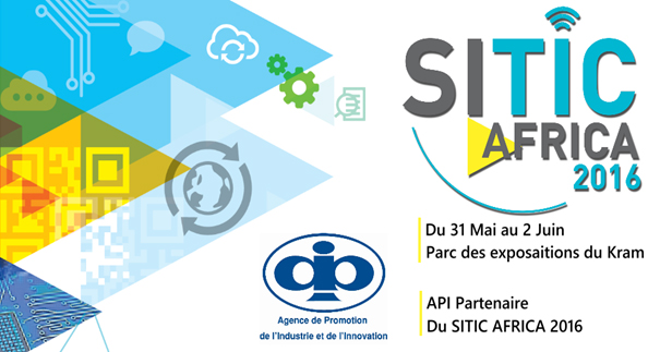 Salon International des Technologies de l�Information et de la Communication d�di� � l�Afrique, SITIC AFRICA 2016