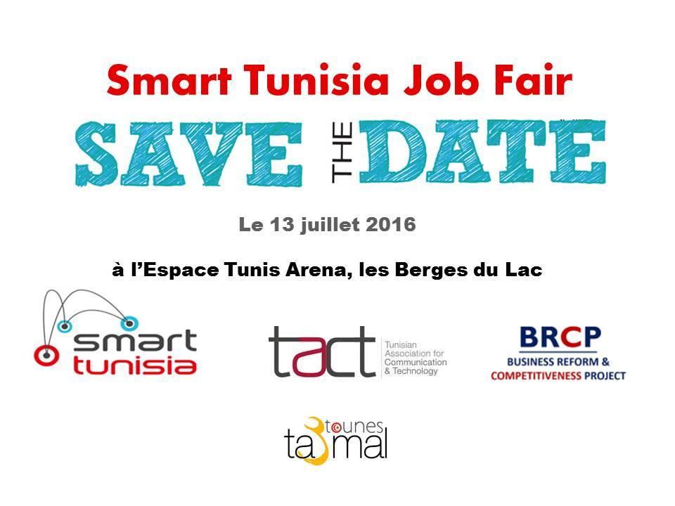 � SMART Tunisia IT job fair �