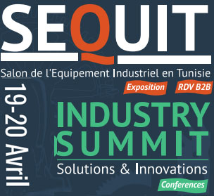 SEQUIT (Salon de l'équipement industriel) et Industry Summit