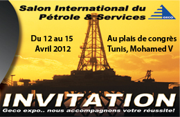 La 3ème édition du salon International du Pétrole & Service SIPS 2012