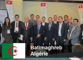 Conventions d'Affaires du Bâtiment - Alger 2012