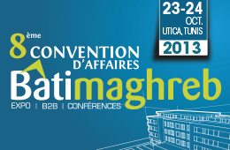 Les 8èmes conventions d'affaires de Batimaghreb