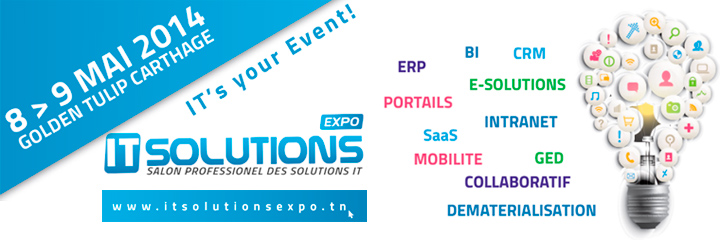 IT SOLUTIONS EXPO 2014