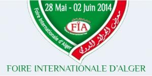 FOIRE INTERNATIONALE ALGER 2014