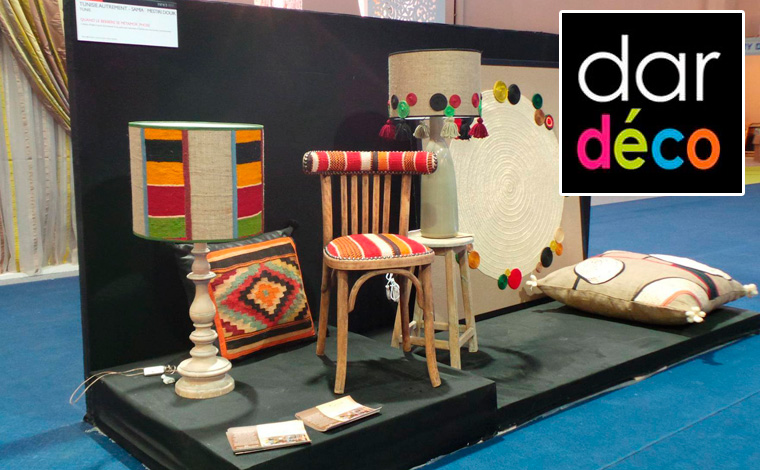 DAR DECO 2015 Salon de la Décoration et du Design Tunisie