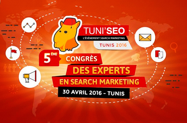 Tuni'SEO 2016 congrès des experts en Search Marketing