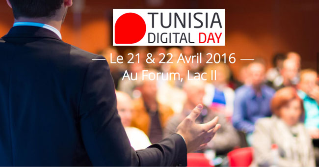 Tunisia Digital Day TDD 2016