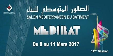 Salon Méditerranéen du Bâtiment MEDIBAT