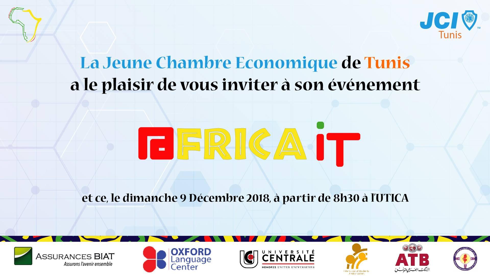 Conférence Africa IT pour l'Innovation Technologique