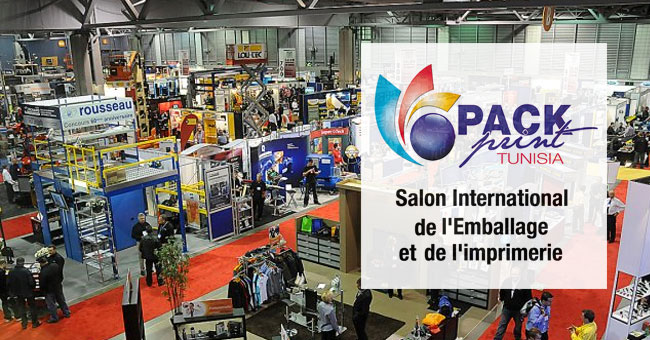 Pack Print Salon international de l'emballage et de l'imprimerie