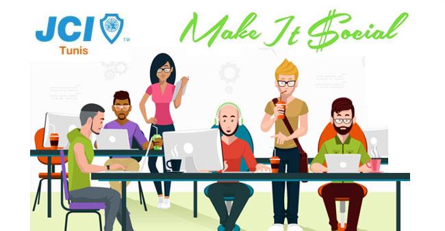 La JCI Tunis organise une Journée de l'entrepreneuriat social