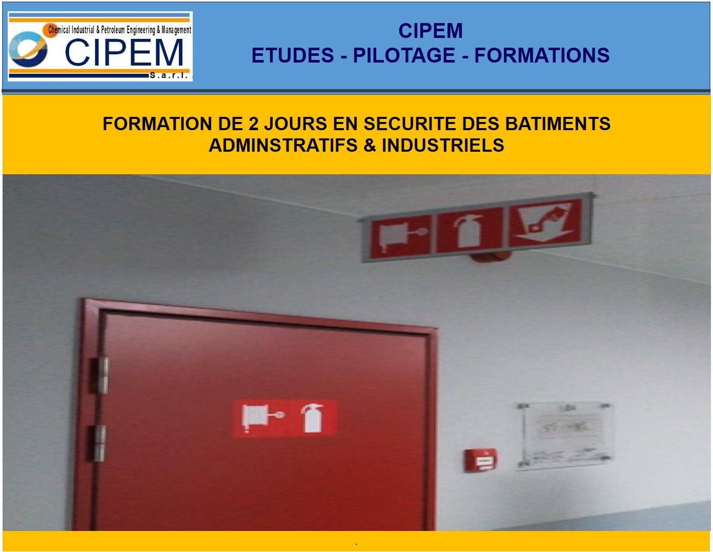 securite des batiments administratifs industriels normes et reglementations en vigueur tunisie. Black Bedroom Furniture Sets. Home Design Ideas